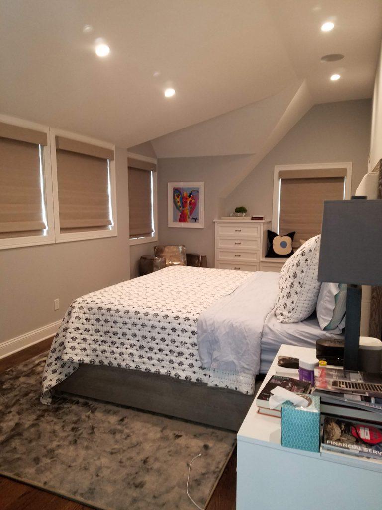 Bedrooms & Closets