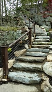 Walkways, Driveways & Steps