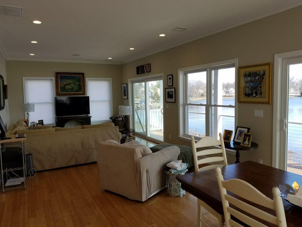 Living Rooms & Interior Spaces
