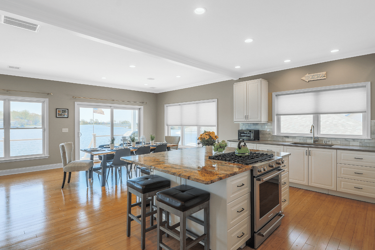 Kitchen Remodel Build By Design in Connecticut